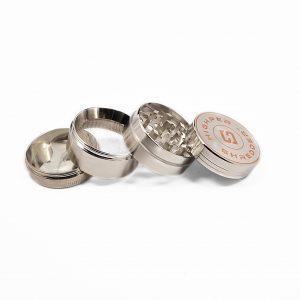 610119 2.2in Silver Zinc Grinder 10 Pack