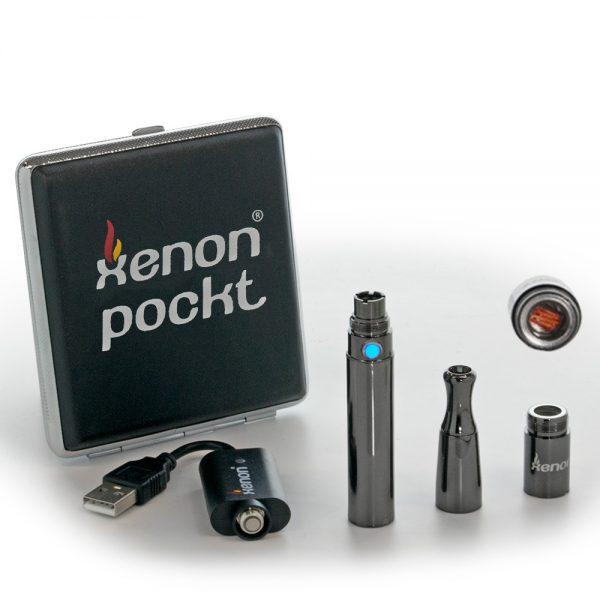 Xenon Pockt Vaporizer Starter Set